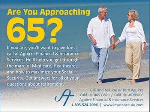 Aguirre advertisement design