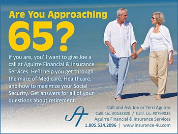 Aguirre Financial ad