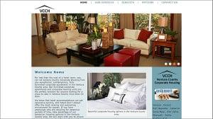 VC Corporate Housing Website