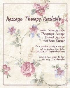 Looking Glass flier