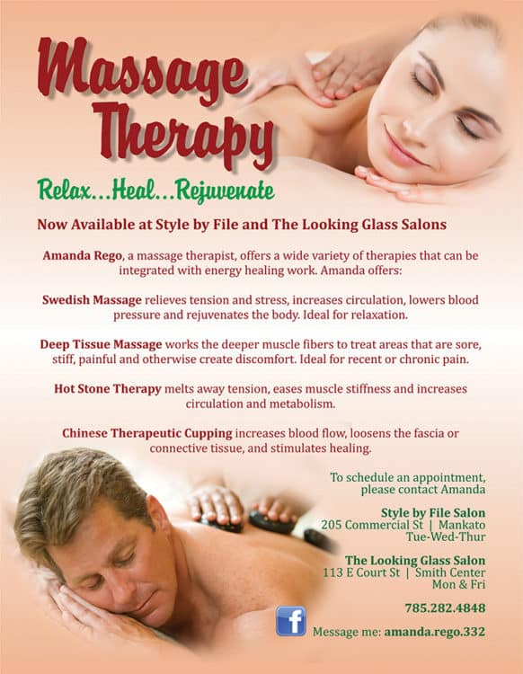 Massage Flier