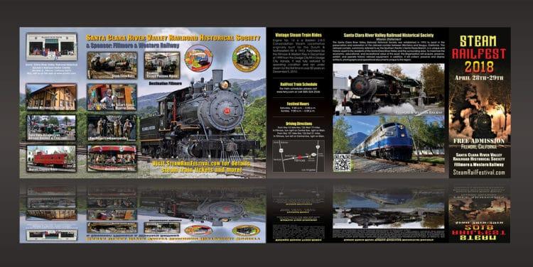 RailFest brochure
