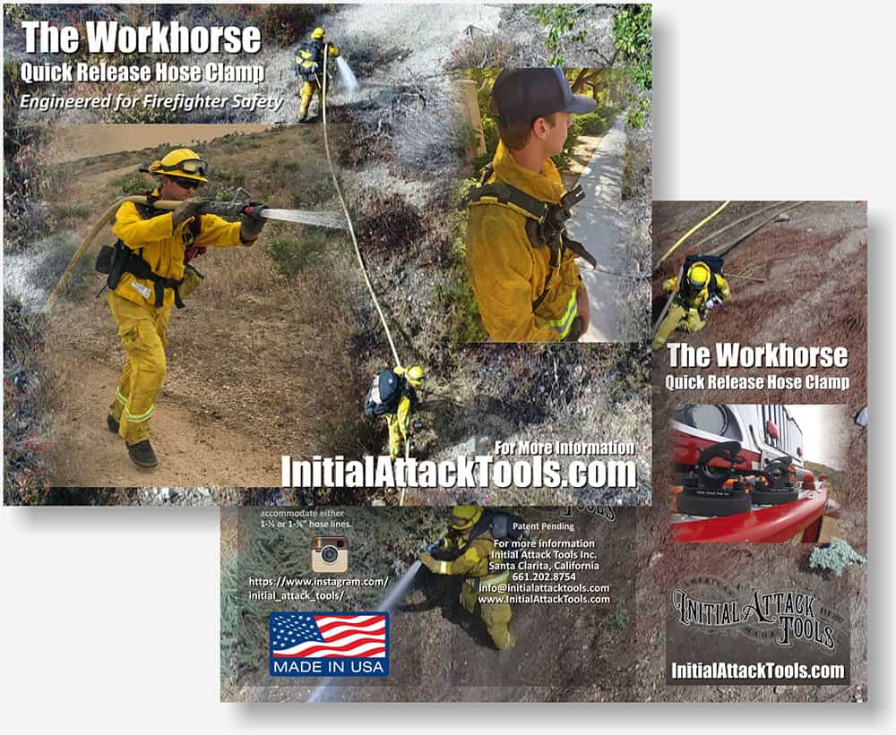Initial Attack Tools brochure