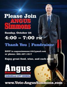 Angus Simmons flyer
