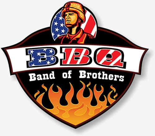 Band of Brothers BBQ logo