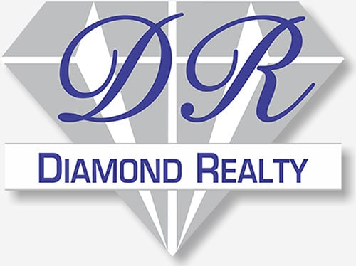 Diamond Realty logo design
