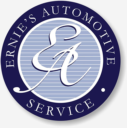 Ernies Automotive logo