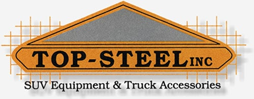 Top Steel logo