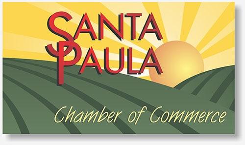 Santa Paula Chamber logo