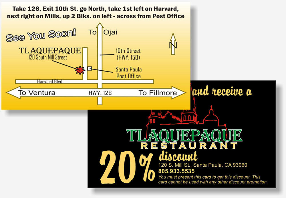 Tlaquepaque discount card