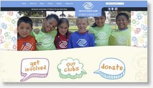 Santa Paula Boys & Girls Club website