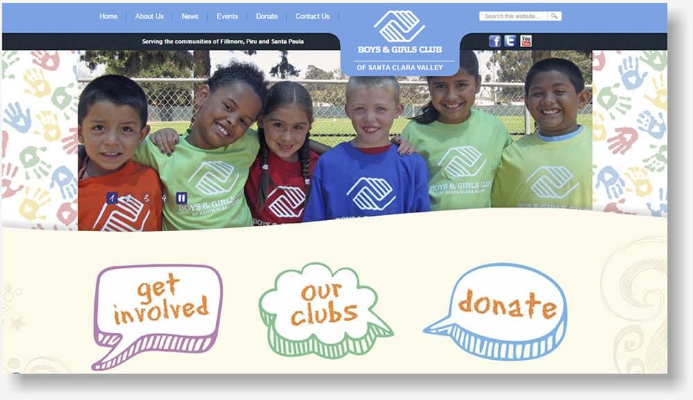 Santa Paula Boys & Girls Club website