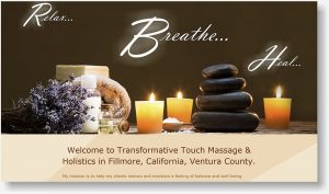 Fillmore Massage website