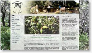 Placerita Canyon Nature Center website