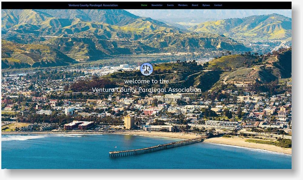Ventura County Paralegal website