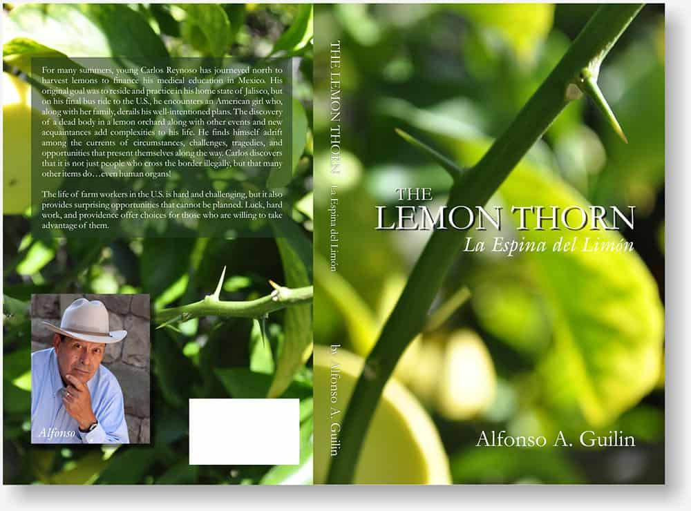 Lemon Thorn book cover