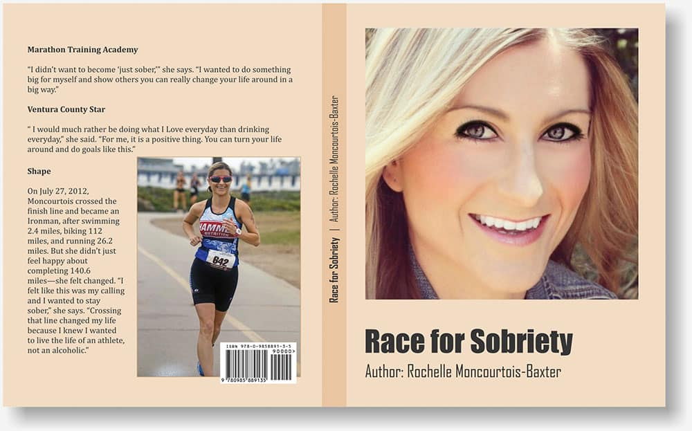 Race For Sobriety book cover