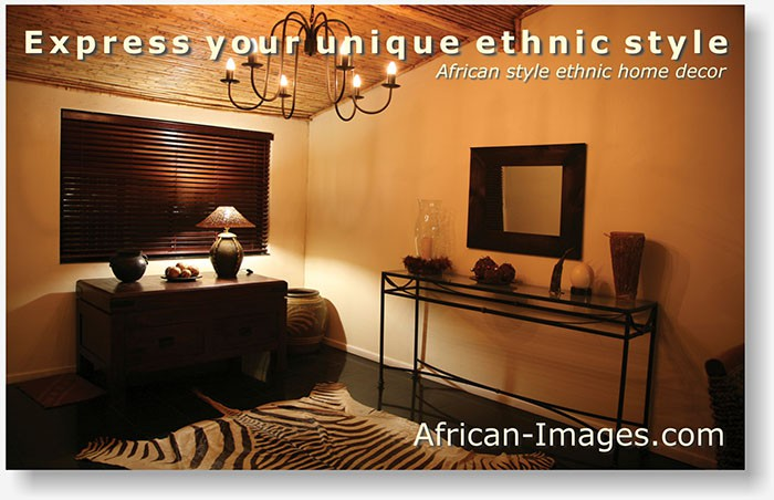 African Images half page magazine ad