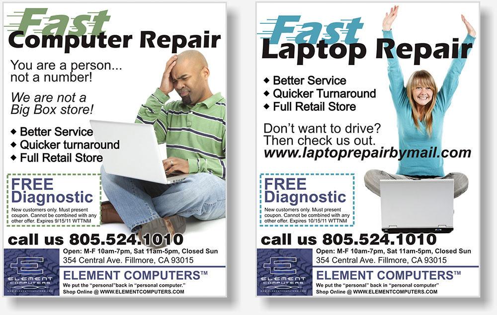 quarter page magazine display ads