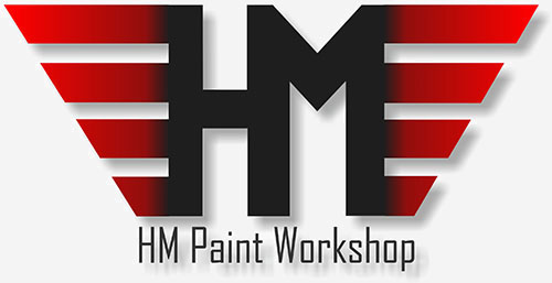 HM Paint Workshop logo