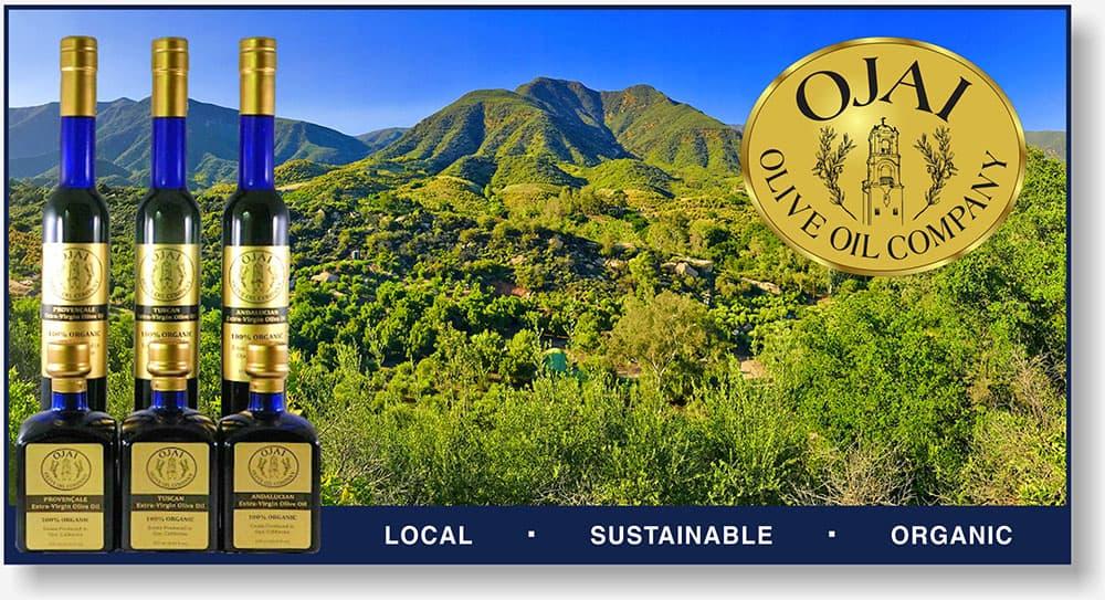 Ojai Olive Oil banner