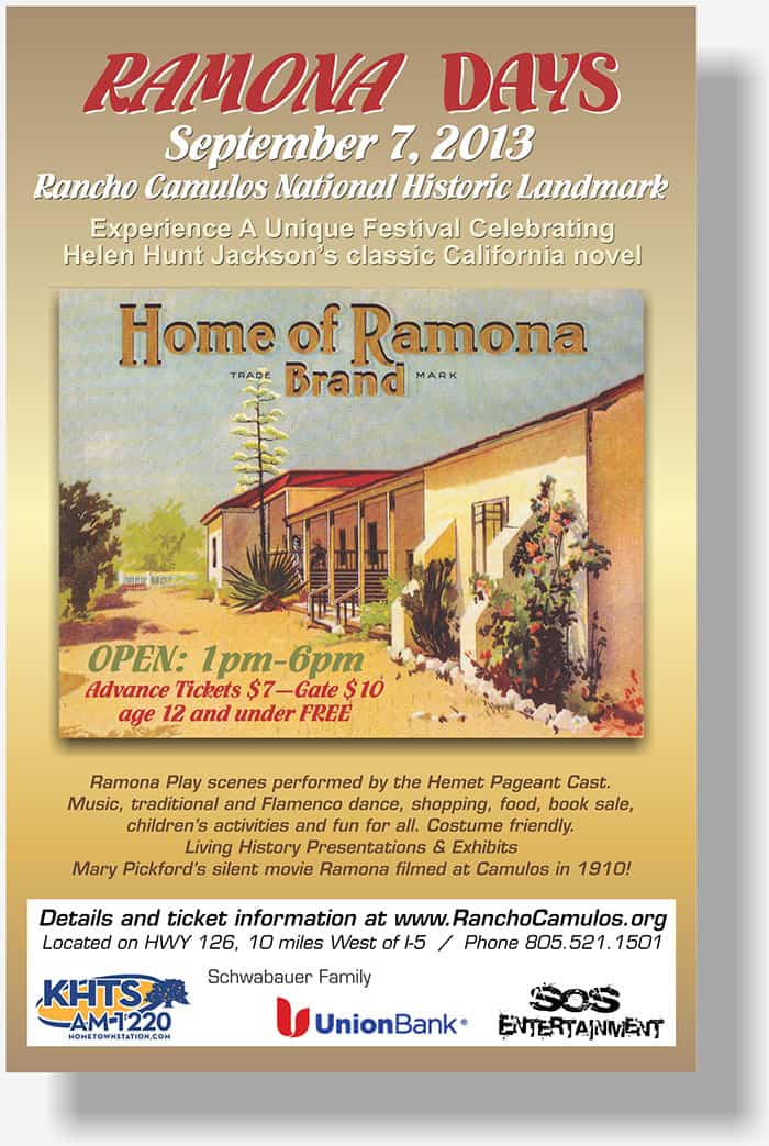 Ramona Days poster
