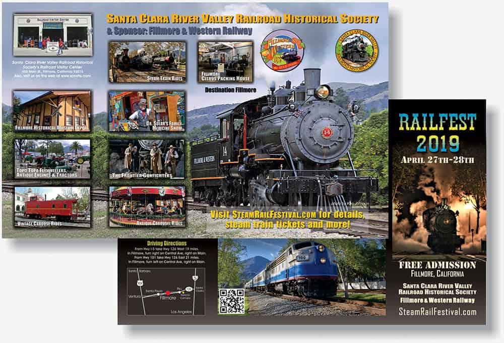 Brochure RailFest