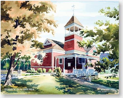 Santa Paula Art Museum Calendar