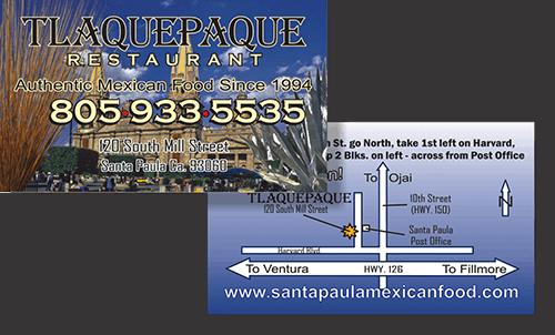 Tlaquepaque Restaurant